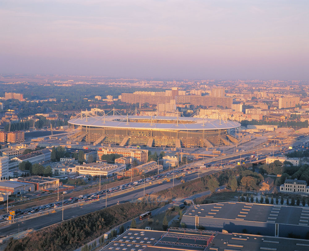 Stade De France Bouygues Construction Australia