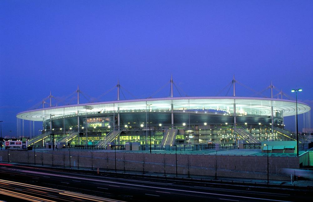 Stade De France Bouygues Construction Australia