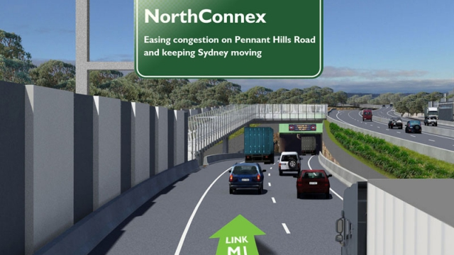 Bouygues Construction will build the NorthConnex new motorway link in Sydney